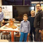 Het Nationaal SchoolOntbijt