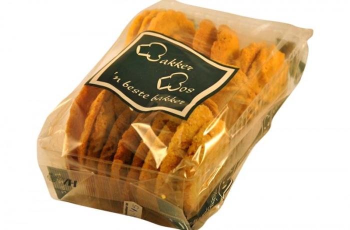 Gesorteerde koekjes 250 gram