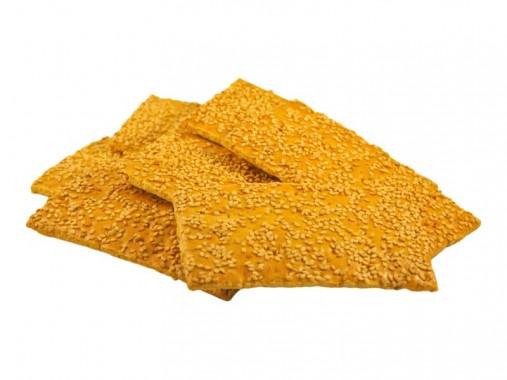 Sesam crackers